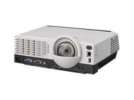 Ricoh PJ WX4241N WXGA DLP Projector, 3300 Lumens, White, 432012, 35027107, Projectors