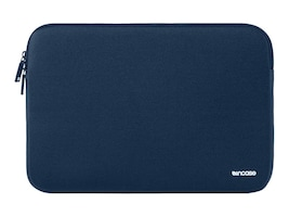 Incipio Incase Neoprene Classic Sleeve for 13 Retina MacBook Pro and 13 MacBook Air, Midnight Blue, CL60671, 32621258, Carrying Cases - Notebook