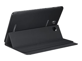 Samsung Book Cover for Galaxy Tab S2 8.0, Black, EF-BT710PBEGUJ, 30654312, Carrying Cases - Tablets & eReaders