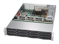 Supermicro SSG-6028R-E1CR12L Main Image from Right-angle