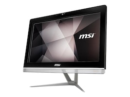 MSI MSI SYSTEM PRO20EXTS024 AIO PRO 20EXTS 8GL-024US 19.5 N5000 H11, PRO20EXTS024, 36535904, Desktops - All-in-One