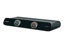 Belkin 2-Port SOHO KVM Switch, VGA, USB with (2) KVM Cables, F1DS102L, 8612693, KVM Switches