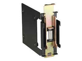 Black Box MC Switch DIN Rail Bracket Adapter, DIN-RAIL-MC2, 8881922, Mounting Hardware - Network