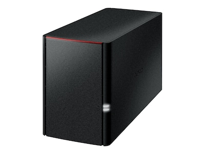 BUFFALO 4TB LinkStation 220 Dual Drive Personal Cloud Storage, LS220D0402, 17283932, Network Attached Storage