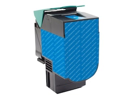 V7 C540H1CG Cyan Toner Cartridge for Lexmark, V7C540H1CG, 31911683, Toner and Imaging Components