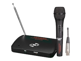 Pyle Wireless Microphone Single Channel System, PDWM-100, 12697183, Microphones & Accessories