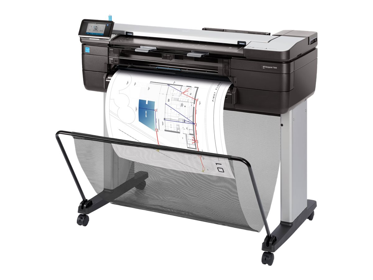 Hp Designjet T830 24 Multifunction Printer F9a28ab1k Plotter T520 Inch
