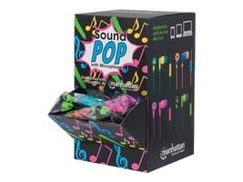 Manhattan Sound POP Earphone w  Mic Dpl FD, 178983, 32040461, Headsets (w/ microphone)