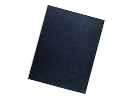 Neato Linen Presentation Covers, Letter-Size, Navy, 200-Pack, 52098, 15900503, Office Supplies