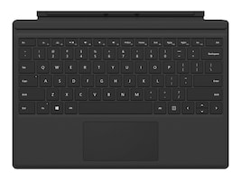 Microsoft Type Cover for Surface Pro, Surface Pro 4, Surface Pro 3, Black, FMN-00001, 34125848, Keyboards & Keypads