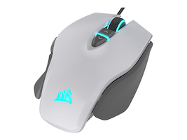 Buy Corsair M65 RGB ELITE TUNABLE FPS ACCSGAMING MOUSE WHITE