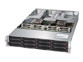 Supermicro SYS-6029UZ-TR4+ Main Image from Right-angle