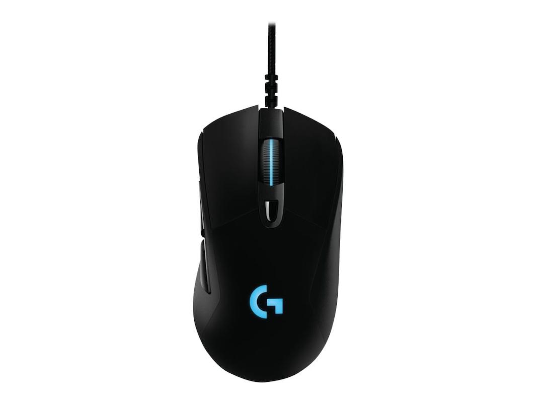 Mouse Logitech G403 Prodigy Gamer Alambrico Usb 12000Dpi