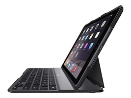 Belkin QODE Ultimate Lite Keyboard Case for 6th Gen iPad, F5L904TTBLK, 34546360, Keyboards & Keypads