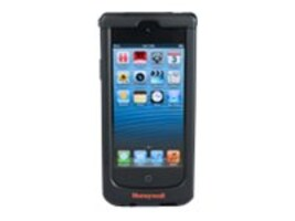Honeywell Captuvo Sled for iPhone G Green LED Aimer USB Cable, Black, SL42-032201-K, 16432545, Portable Data Collectors