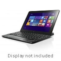 Lenovo Thinkpad 10 Ultrabook Keyboard, US English, 4X30H42137, 27416639, Keyboards & Keypads