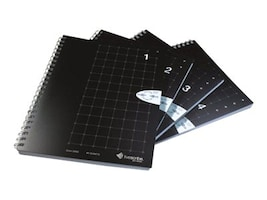 No. 1-4 Single Subject Quadrille Book, 4-Pack, ANX-00005, 34081831, Office Supplies