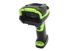 Zebra Symbol LI3608 Rugged Linear Extended Range Imager, Corded, Vibration Motor, Industrial Green, Scanner Only, LI3608-ER20003VZWW, 35701499, Bar Code Scanners