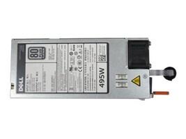 Dell Power Supply Hot-Plug Redundant 495 Watts, 450-AEBM, 30934912, Power Supply Units (internal)