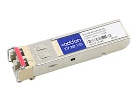 AddOn SFP-1GB-HD1-59D-80-AO Main Image from Left-angle