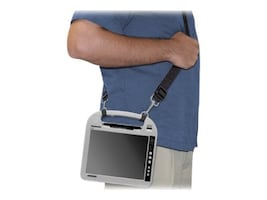 Panasonic Shoulder Strap for Toughbook H1, Black, TBCH1SS-BLK-P, 11977239, Carrying Cases - Notebook