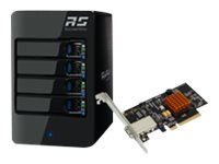 HighPoint Technologies RS6414TS Main Image from Right-angle