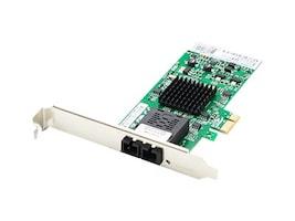 ACP-EP 1Gbs Single Open SC Port 10km SMF PCIe x1 NIC, ADD-PCIE-SC-LX-X1, 23203572, Network Adapters & NICs