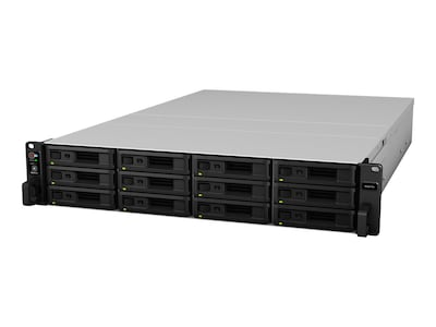 Synology 12-Bay NAS RackStation RS2418+ (Diskless), RS2418+, 35725941, Network Attached Storage