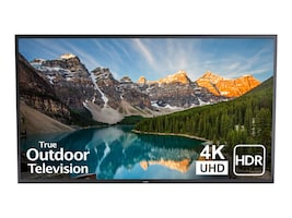 75 Veranda Series 4K Ultra HD LED-LCD Outdoor TV, Black, SB-V-75-4KHDR-BL, 36309544, Televisions - Consumer