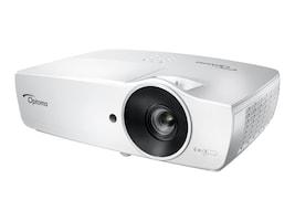 Optoma W460 WXGA DLP Projector, 4600 Lumens, White, W460, 34935470, Projectors