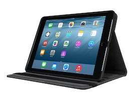 Targus Versavu Classic 360 Case for iPad Air 3 2 1, Black, THZ634GL, 31586083, Carrying Cases - Tablets & eReaders