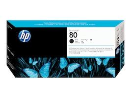 HP Black Print Head and Cleaner C4820A, C4820A, 114176, Printer Accessories