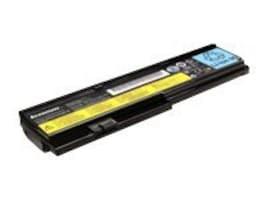 Lenovo Battery, 6-Cell Li-Ion, 5200mAh, 10.8V for ThinkPad X200 Series, 43R9254, 8900396, Batteries - Notebook