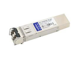 ACP-EP SFP+ 300M SR LC XCVR 10-GIG SR MMF 850NM LC Transceiver for MSA, SFP-10GBASE-SR-AO, 32520561, Network Transceivers