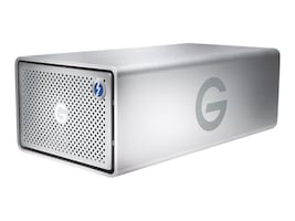 G-Technology 12TB Removable Thunderbolt2 3.0 Storage, 0G04093, 19018307, Hard Drives - External