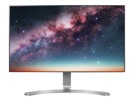 LG 23.8 MP88HV-S Full HD LED IPS Monitor, Silver, 24 1920x1080 LED IPS, 33168627, Monitors