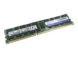 Qnap 16GB PC3-12800 240-pin DDR3 SDRAM RDIMM, RAM-16GDR3EC-RD-1600, 32464205, Memory