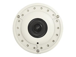 Acti 12MP Day Night Extreme WDR Outdoor Hemispheric Dome Camera with 1.65mm Lens, B76A, 35002647, Cameras - Security