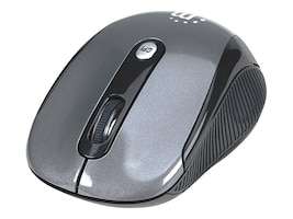Manhattan Wireless Optical Mouse, 177795, 15005795, Mice & Cursor Control Devices