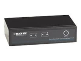 Black Box 2-Port DisplayPort KVM, KV9702A, 32039170, KVM Switches