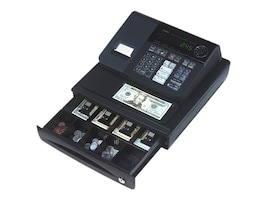 Casio Cash Register w Thermal Print, PCR-T280, 41047501, Cash Drawers