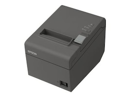 Epson T20II MPOS Friendly Serial USB Thermal Receipt Printer - Dark Grey, C31CD52A9972, 19249041, Printers - POS Receipt