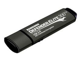 Kanguru™ 4GB Defender Elite 300 (Encrypted USB), KDFE300-4G, 24870721, Flash Drives