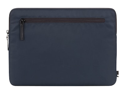 Incipio Incase Compact Sleeve for 15 MacBook Pro w  Thunderbolt 3, Flight Nylon, Navy, INMB100336-NVY, 34590951, Carrying Cases - Notebook