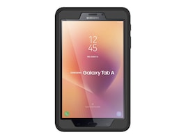 OtterBox Defender Series Case for Samsung Galaxy Tab A 8.0 (2017), Black, Pro Pack, 77-58325, 35001142, Carrying Cases - Tablets & eReaders