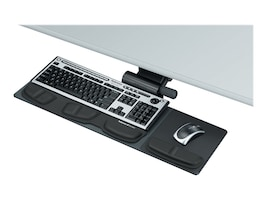 Fellowes Professional Series Compact, Comfort Keyboard Tray for Small Spaced, 8018001, 12338869, Ergonomic Products