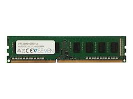 V7 4GB PC3L-12800 240-pin DDR3 SDRAM DIMM, V7128004GBD-LV, 35537289, Memory