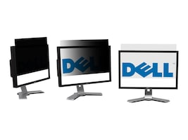 3M 19.5 16:9 Monitor Privacy Filter for Dell, OFMDE001, 32030061, Glare Filters & Privacy Screens
