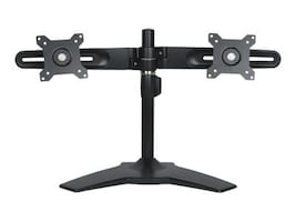 Planar Dual Monitor Stand, Black, 997-5253-00, 8565081, Stands & Mounts - AV