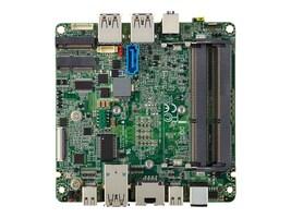 Intel Motherboard, NUC Board NUC5i5MYBE UCFF Core i5-5300U 2.3GHz Max.16GB DDR3 1xSATA GbE, BLKNUC5I5MYBE, 18358676, Motherboards